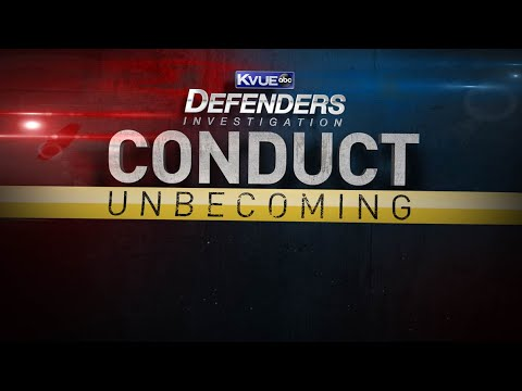 Conduct Unbecoming Part 1