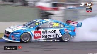 Supercars - Mechanical Failures