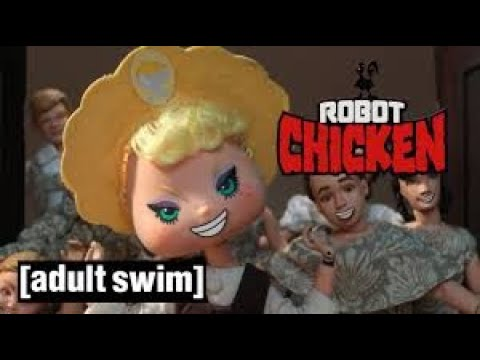 The Book of Your Life | Robot Chicken | Adult Swim from YouTube · Duration:  1 minutes 14 seconds