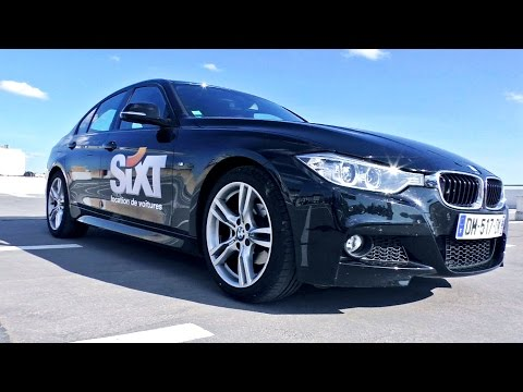 SIXT rent a car in France / Alquiler de coches en Francia / BMW / Location de voitures / rental