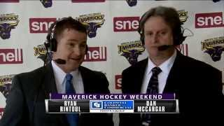 Minnesota State 1, Michigan Tech 1 Final/OT Highlights - 2.27.15