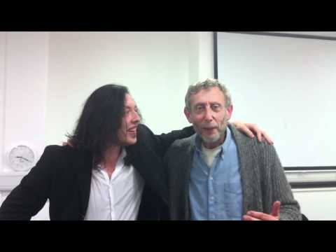 MICHAEL ROSEN'S MESSAGE TO POOPERS!