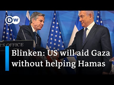 US Secretary of State Blinken arrives in Middle East to 'solidify' Israel-Gaza ceasefire   DW News