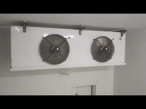 Blast Freezer -35c Room Temperature Fruits & Vegetable Rivera Namkin Surat