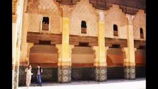 【モロッコ世界遺産】マラケシュ街歩き