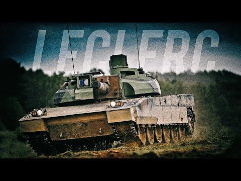 AMX-56 Leclerc in Action