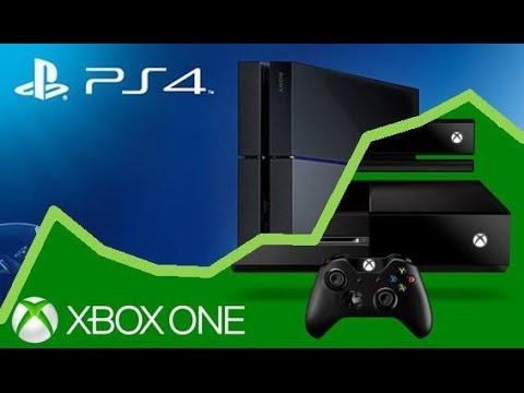 PS4 vs XBOX ONE: Hardware/Software Numbers!! - YouTube