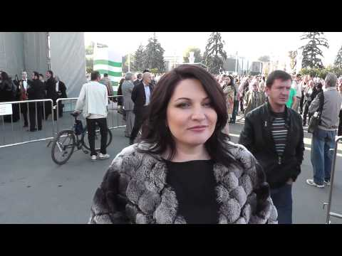 Хибла Герзмава о Дне Абхазии на ВДНХ
