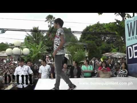 BUM Live with Daniel Padilla at Metro Stores Cebu Part 2