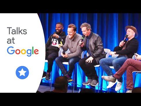 Jamie Foxx, Taron Egerton, Ben Mendelsohn & Otto Bathurst: Robin Hood | Talks at Google