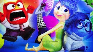 INSIDE OUT Jigsaw Puzzle Games