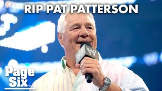 Pat Patterson, WWE legend and trailblazer, dead at 79 | Page Six Celebrity News