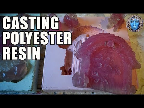 Casting Polyester Resin