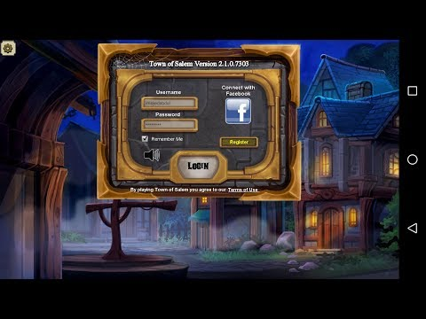 TOWN OF SALEM ANDROID GAMEPLAY AND DOWNLOAD