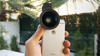 Akıllı Telefon Lensleri İle Cep Telefonunuzu Profesyonel Fotoğraf Makinesine Çevirin!