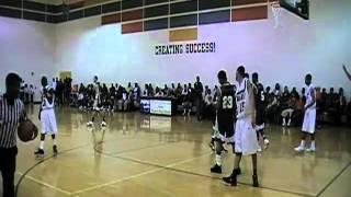 Referee K. Royalle 2-12-2009 - Cheyenne J.V. vs Mojave J.V. 1st half (part 3)