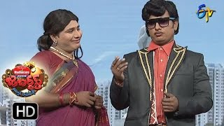 Adhire Abhinay Performance | Jabardsth | 4th May 2017 | ETV  Telugu