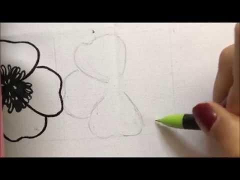 Easy Fabric Paint Art