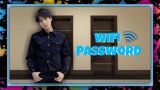 bts ff wifi password min yoongi part 3 wednesday