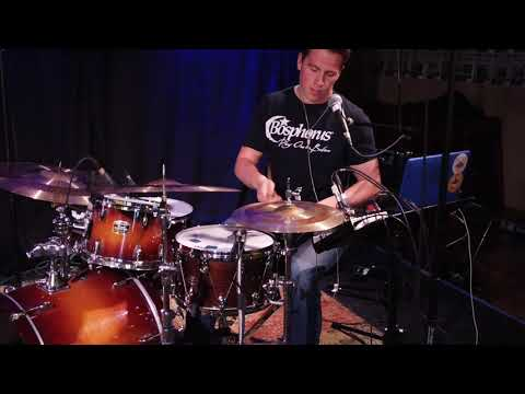 'Temptress' // Max DeVincenzo Drum Clinic (Time, Groove, Style)