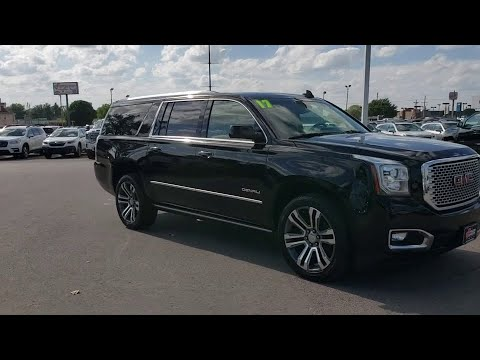 2017-gmc-yukon-xl-tulsa,-broken-arrow,-owasso,-bixby,-green-country,-ok-g90446a