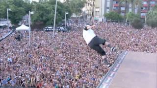 Tony Hawk Revoluciona Barcelona