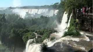 Cataratas del Iguazu, Parque Nacional Iguazu - Misiones