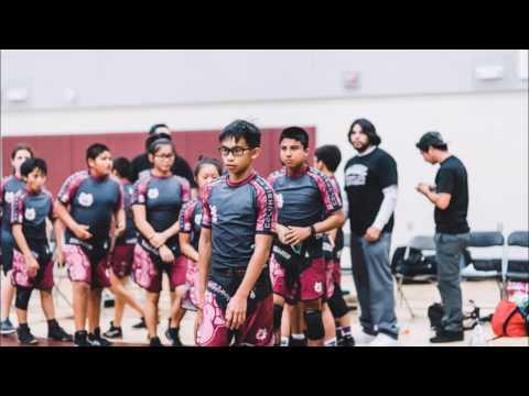 2016 BRANDEN BULATAO DUAL MEET WRESTLING HIGHLIGHTS