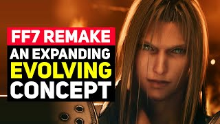 Final Fantasy 7 Remake Project: Understanding This Ever-Expanding (Potentially Never-Ending) Concept
