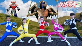 Power Rangers Ninja Z! Episode 8
