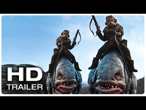 NEW UPCOMING MOVIE TRAILERS 2019 (D23)