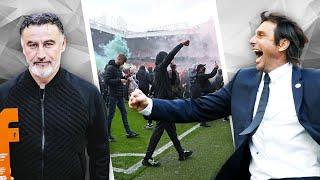 ИСТОРИИ Протест фанатов МЮ Интер чемпион Надёжный Лилль