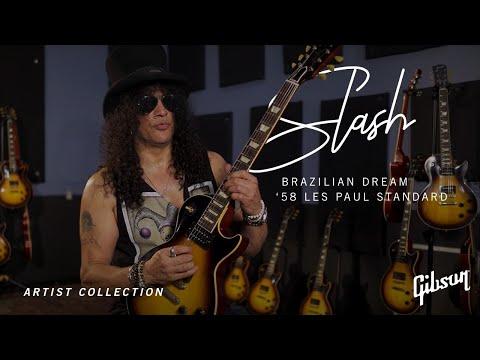 Living the Brazilian Dream, Introducing Slash's new Gibson Signature Model