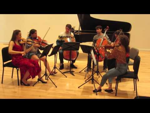 The Perlman Chamber Music Program | Boccherini - String Sextet Nr 4 in F minor, Opus 23/4