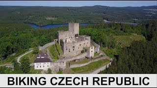 Bikepacking Czech Republic - DAY 9 - Jindřichův Hradec to Znojmo