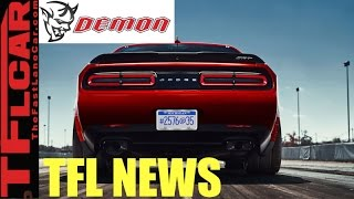 Reveal | Challenger SRT® Demon | Dodge
