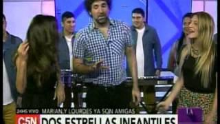 C5N - La Noche: Musica en vivo con Marian de Gran Hermano