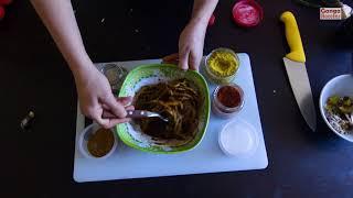 MECHADA Cáscara de Plátano (Vegetariana) – VEGAN Pulled Beef for Sandwich