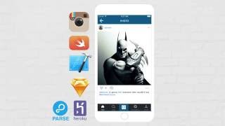 Complete Instagram with Swift and Xcode