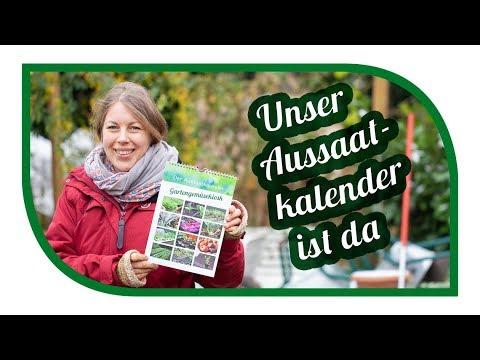 Aussaatkalender Vom Gartengemüsekiosk 🌱 #aussaatkalender 📆