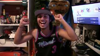 DIE HARD MIAMI HEAT FAN REACTS TO JIMMY BUTLER TO THE MIAMI HEAT!