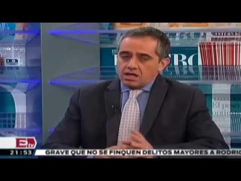 Entrevista Manuel Montoya, director de Cluster Automotriz de Nuevo LeónDinero