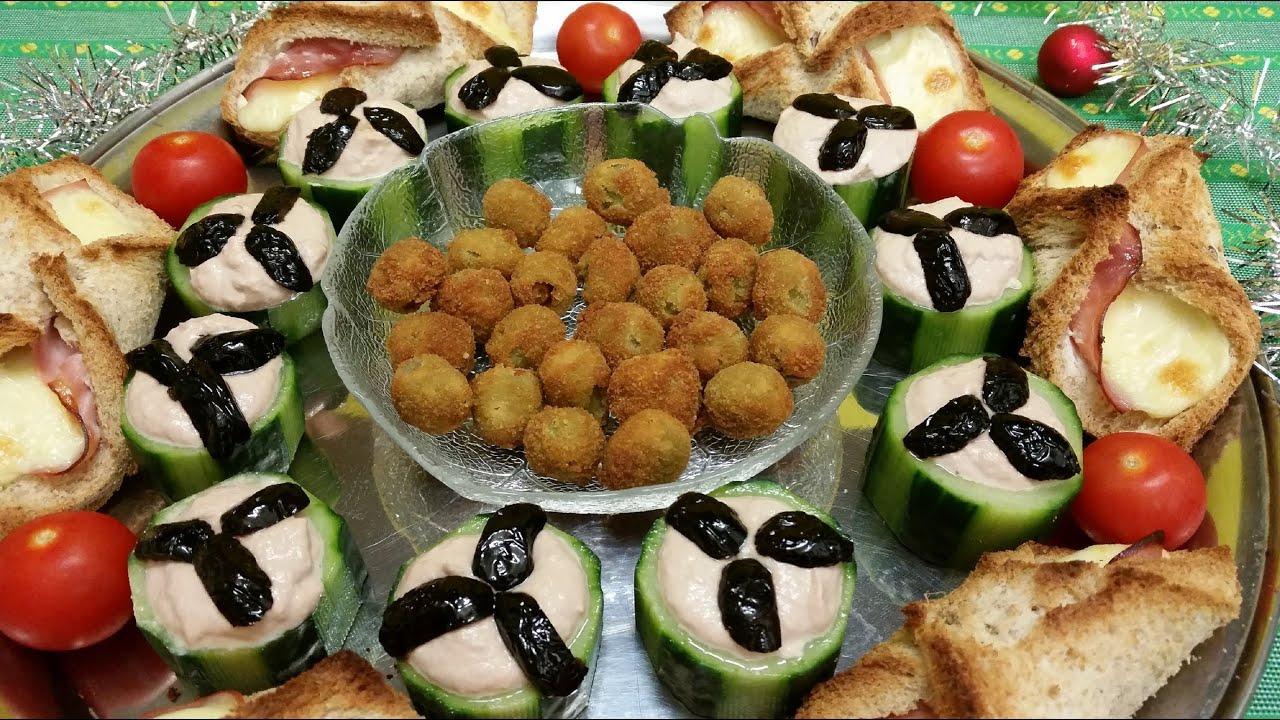 Receta mix de aperitivos ii f ciles y econ micos la for Canapes recetas faciles y economicas