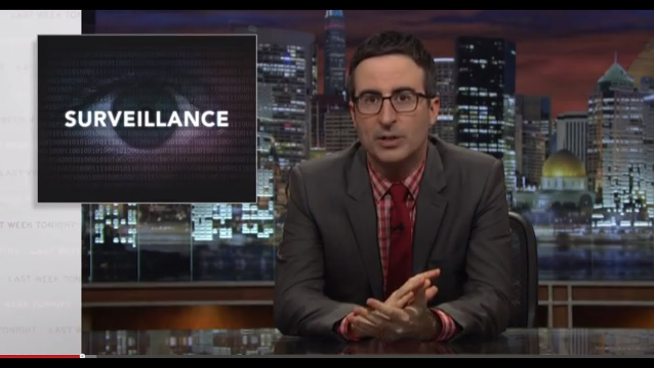 Government Surveillance: Last Week Tonight with John Oliver (HBO) - YouTube