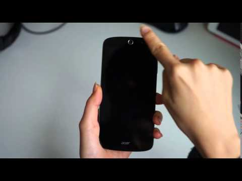 acer Liquid Z530 -- Quick Touch! --
