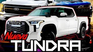 Toyota Tundra 2022 | ¿Mejor que la F150, RAM y Silverado?