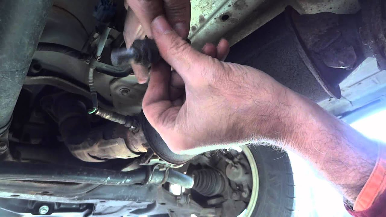 Watch on 2003 toyota rav4 oxygen sensor location