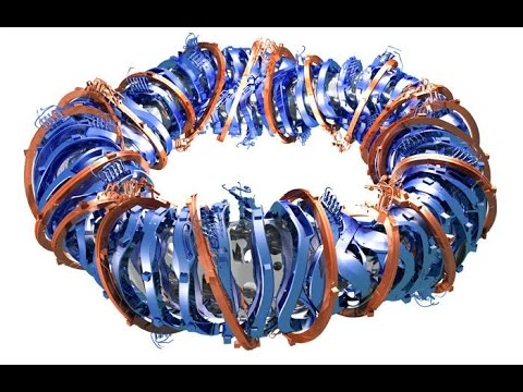 Wendelstein 7-X stellarator first light live stream from control room
