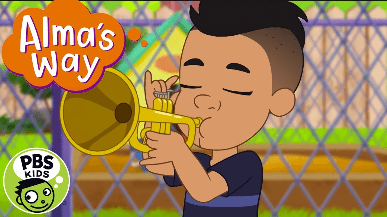 Meet Eddie! | NEW SHOW Alma's Way | PBS KIDS