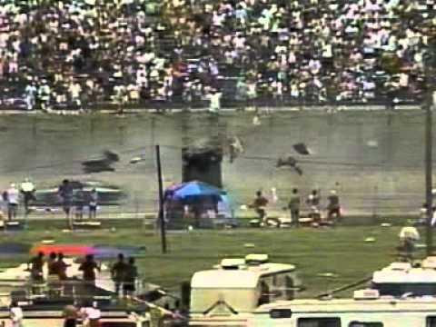 1995 Ken Schrader flip @ Talladega